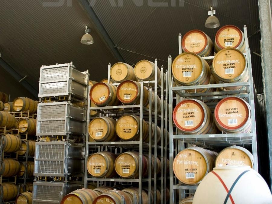 Barrel Store Winery 4 Spanlift w0oYBw - Barrel Store