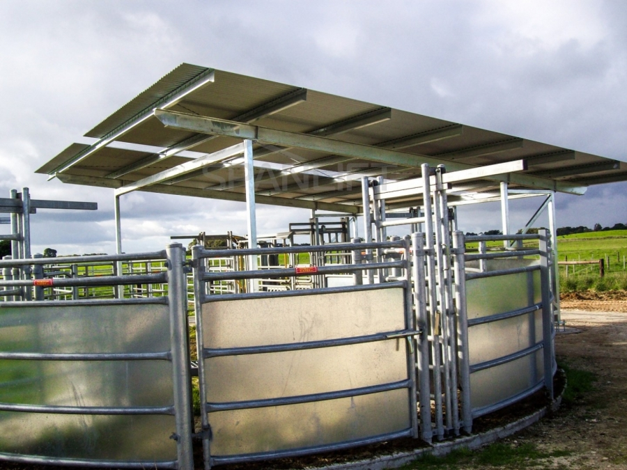 Beef Yard Cover 2 Spanlift HsxsF3 - Gallery