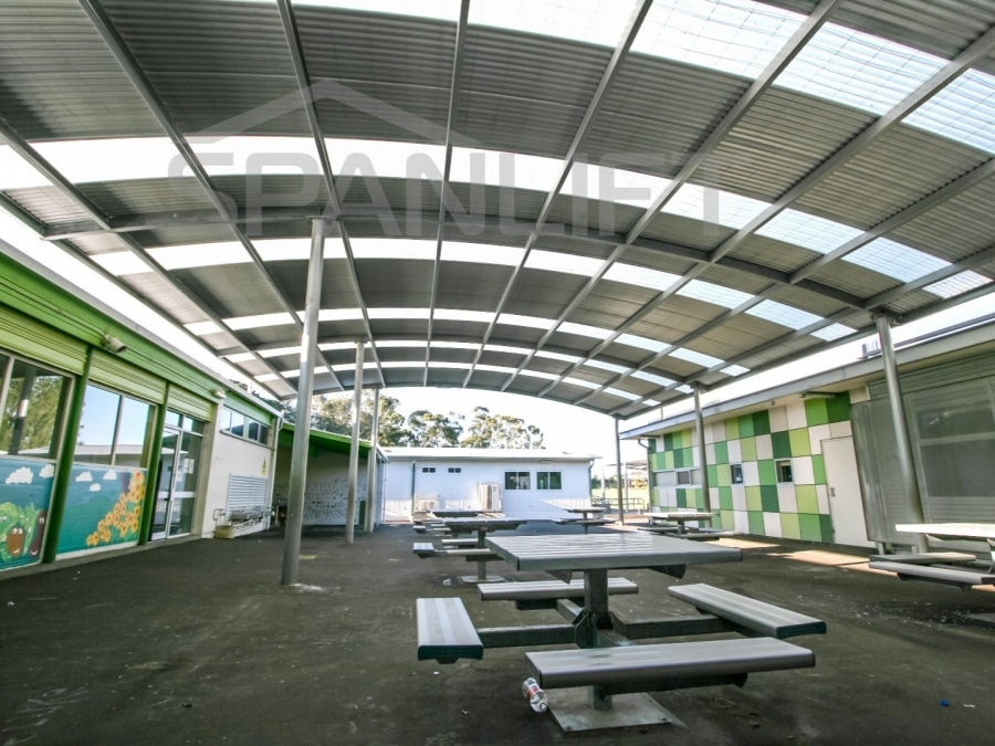 COLA 21 Spanlift j47f2u - COLA (Covered Outdoor Learning Area)