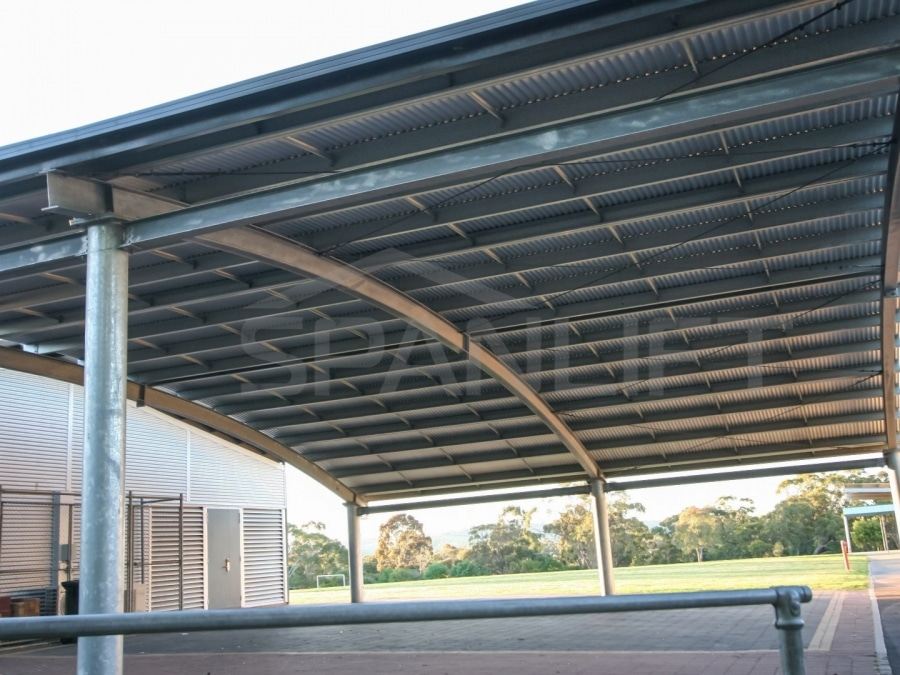 COLA 4 Spanlift 88XRz2 - COLA (Covered Outdoor Learning Area)