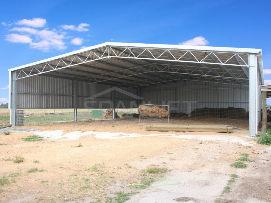 Calf Shed 2A Spanlift pPR73s - Calf Shed