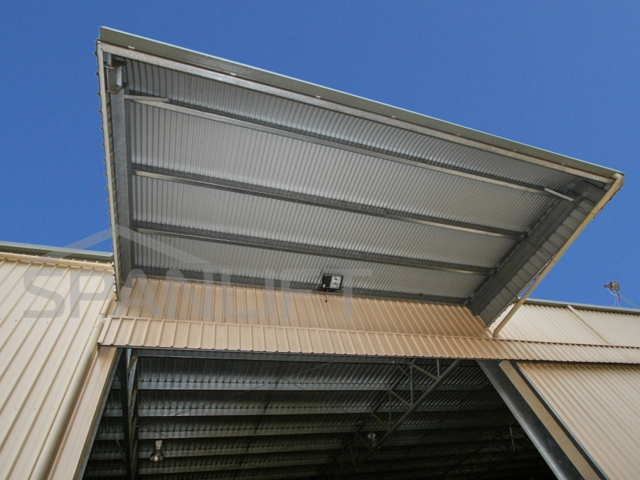 Cantilevered Canopy 12 Spanlift 3YsqCU - Cantilevered Canopy