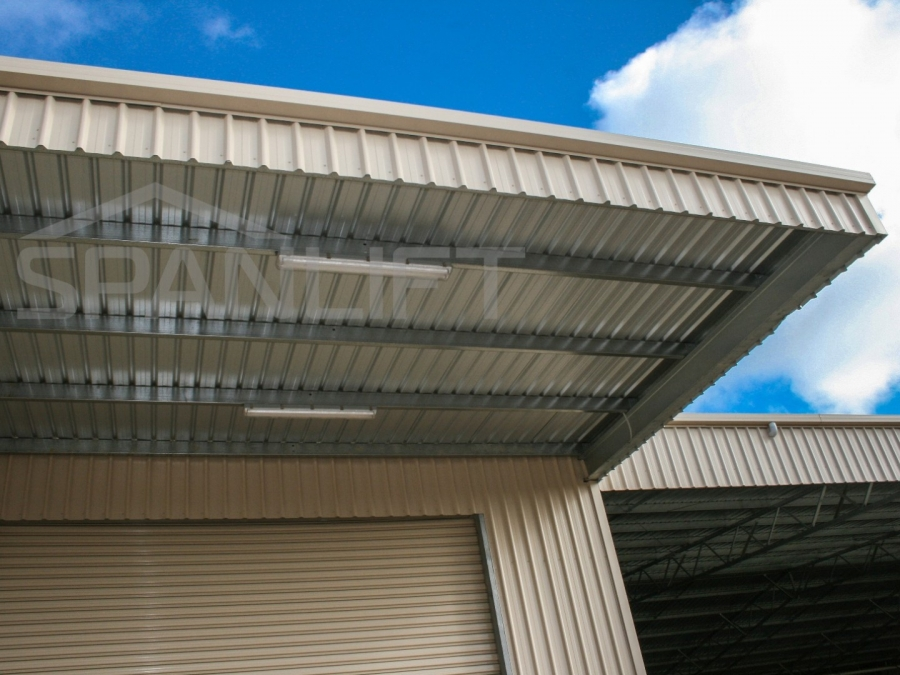 Cantilevered Canopy 14 Spanlift X9h77I 1 - Cantilevered Canopy