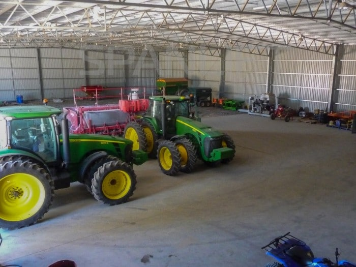 Farm Workshop Shed 5 Spanlift  1I9in 3 - Dairy