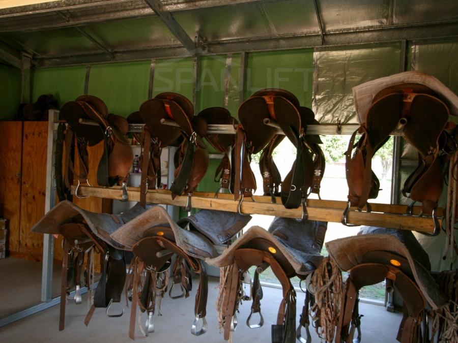 Feed Tack Shed 7 Spanlift 8koH6y - Feed / Tack Shed