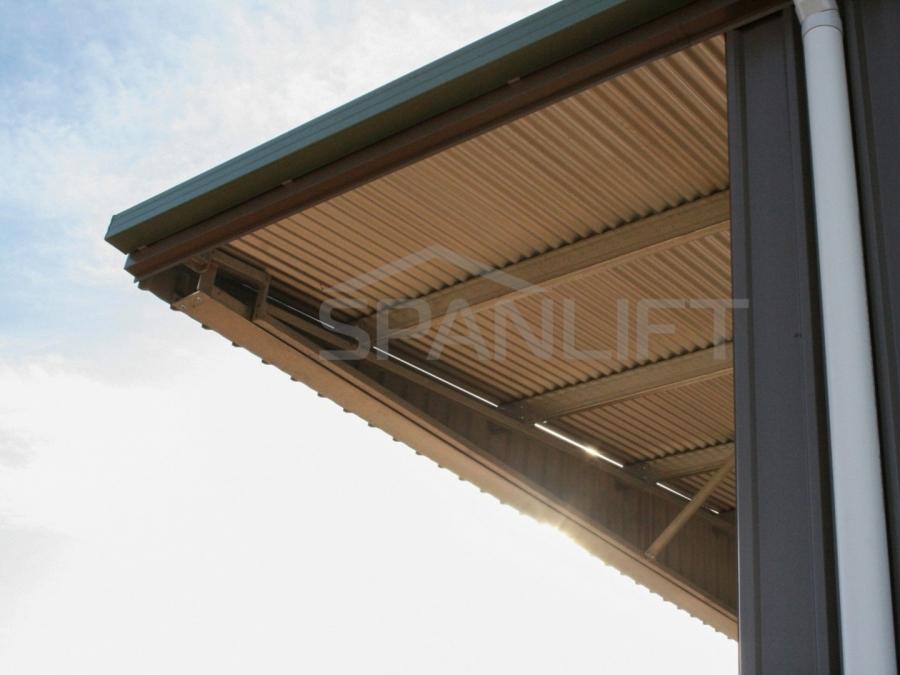 Gable Overhang 2 Spanlift 62ri51 - Gable Overhang
