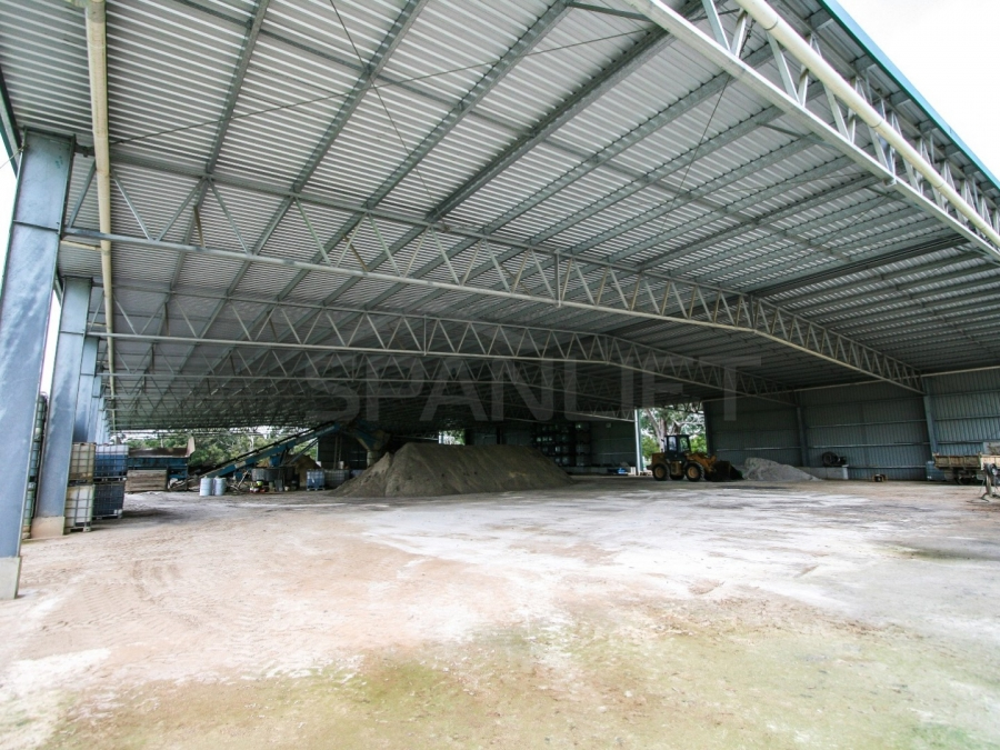 Mixing Shed Bulk Storage 5 Spanlift YlIeXL - Gallery