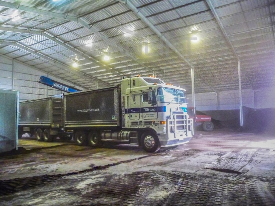 Mixing Shed Bulk Storage 9 Spanlift f9WeXi - Gallery