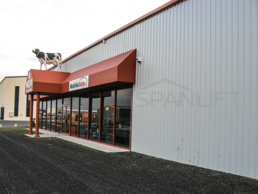 Office Warehouse 2 Commercial Spanlift eHHC7H - Industrial Sheds
