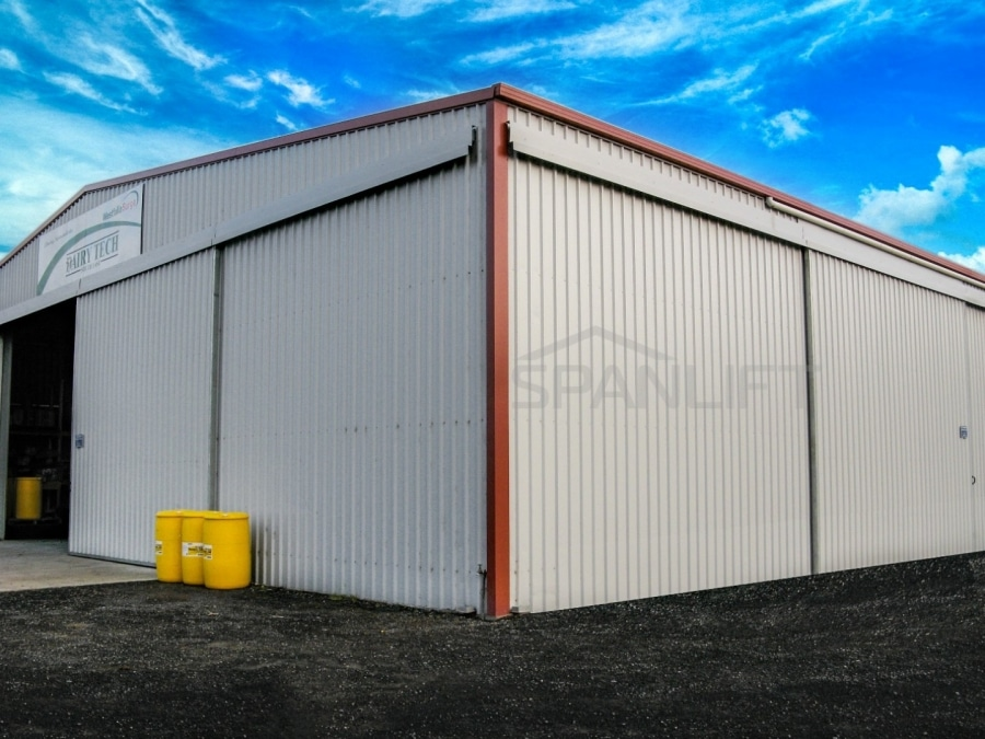Office Warehouse 3 Commercial Spanlift eiDYDW - Industrial Sheds