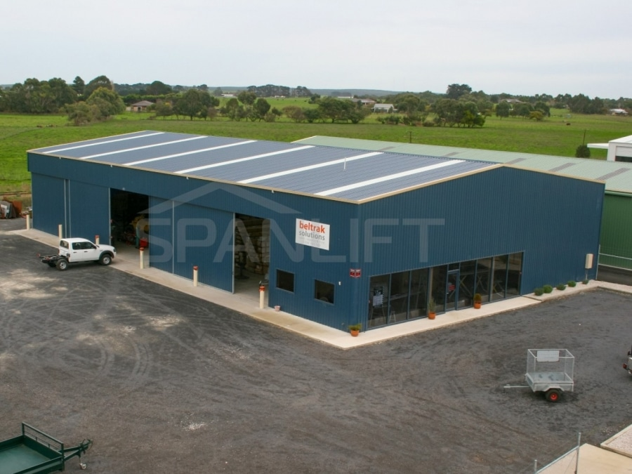 Office Warehouse 7 Commercial Spanlift QUjX9i - Industrial Sheds