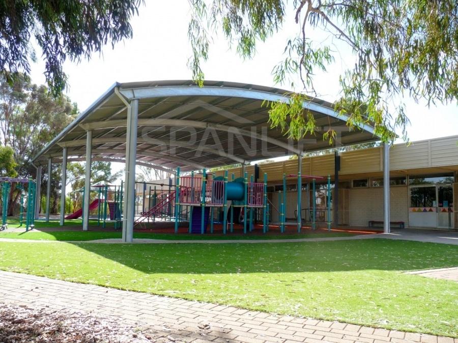 Playground Cover 9 School Spanlift YO4Dcb 1 - Schools