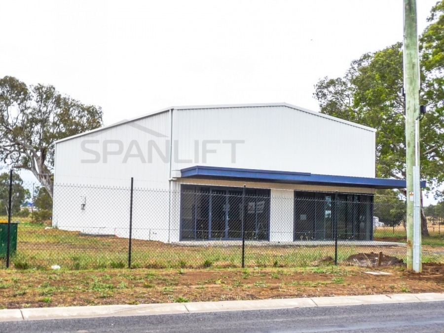 Retail Building 3 Commercial Spanlift V0dOtt - Commercial Sheds