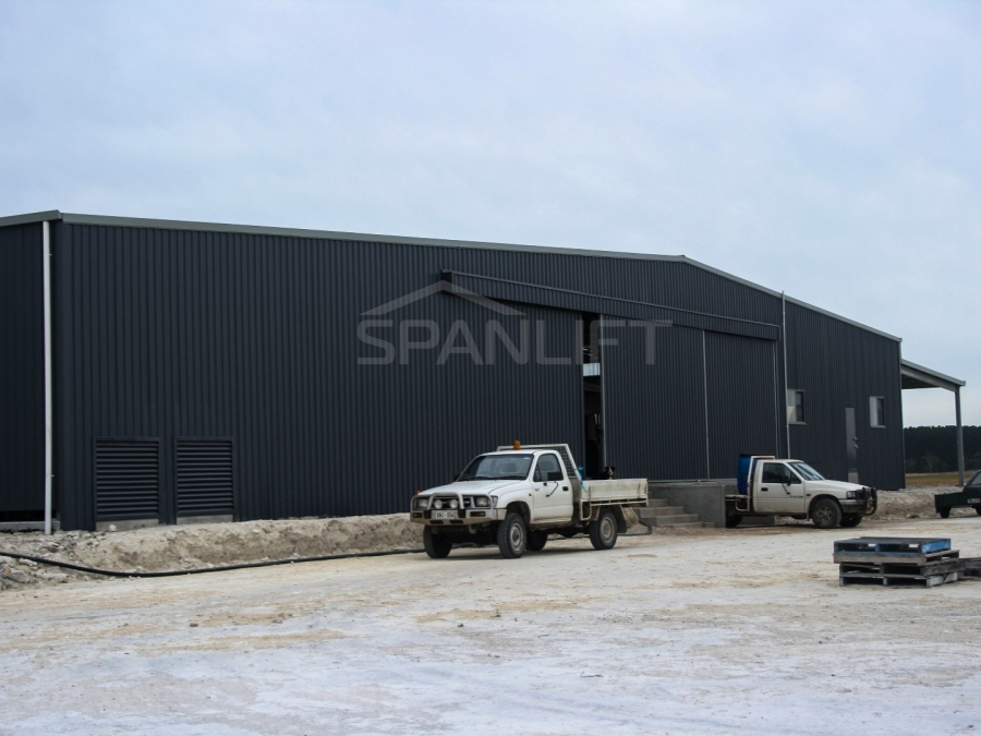 Rotary Dairy 20 Spanlift A4hQA3 - Gallery