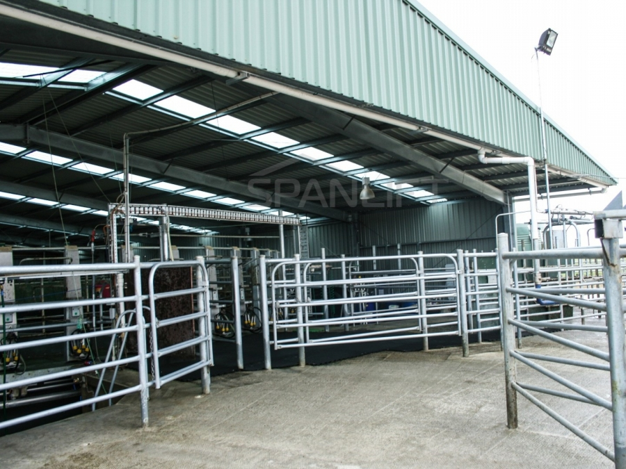 Rotary Dairy 21 Spanlift Hy2cFc - Gallery