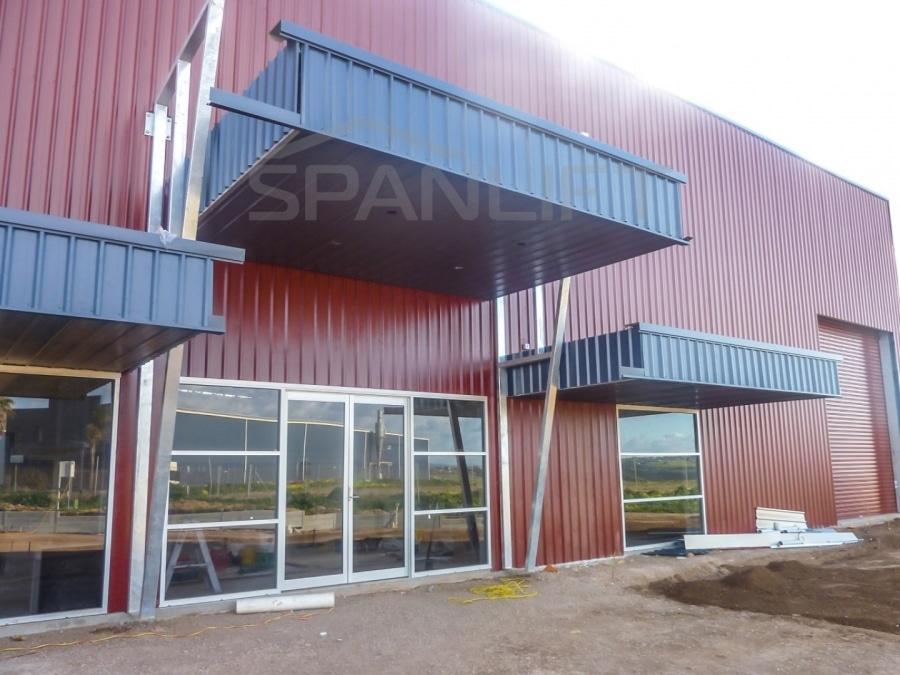 Square Line Verandah 5 Spanlift WxNKJA - Square Line Verandah / Entrance