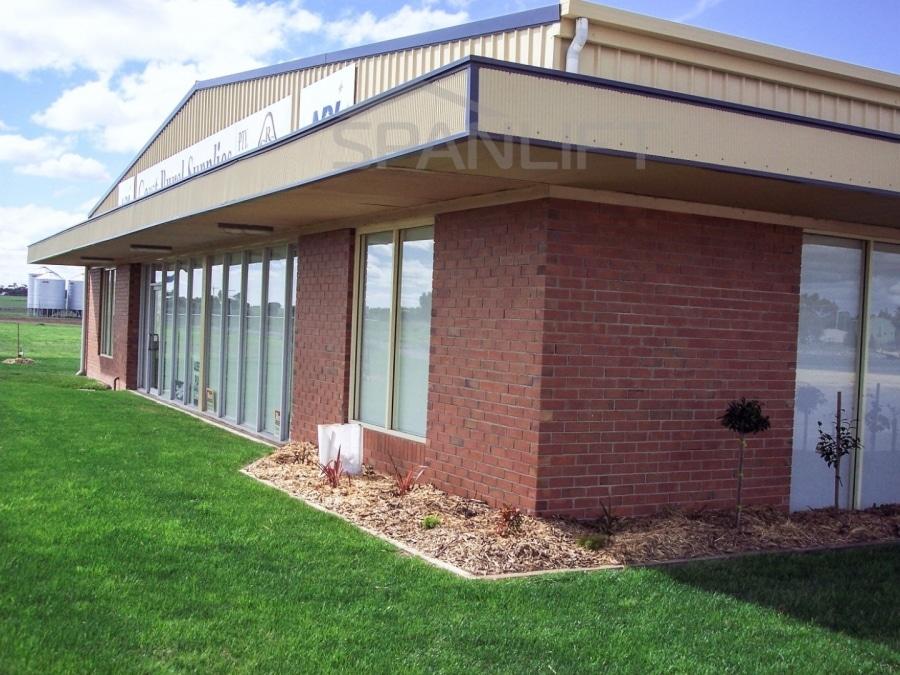 Square Line Verandah 8 Spanlift v0C0TE - Square Line Verandah / Entrance