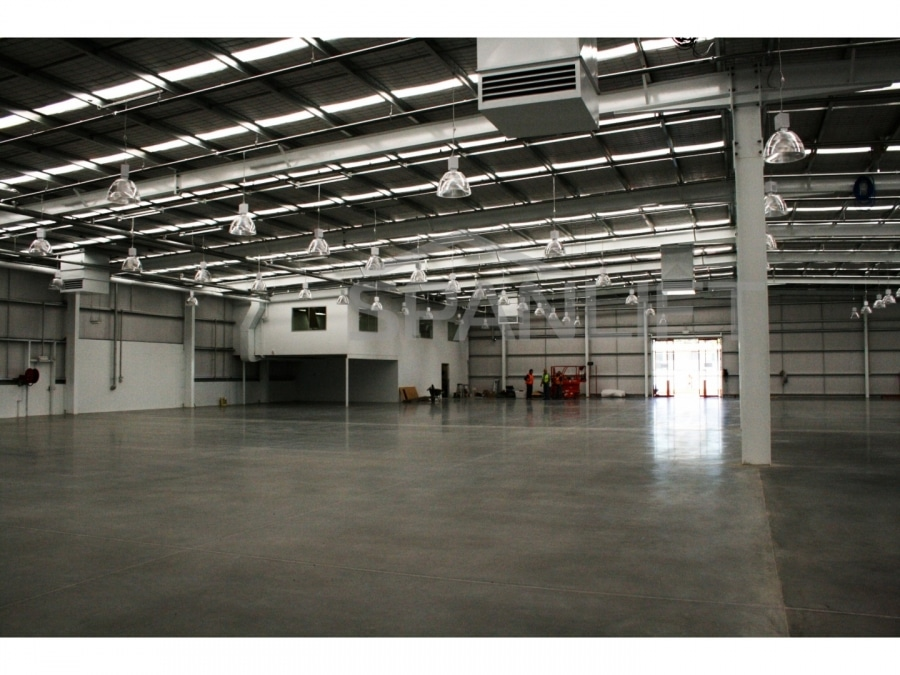 Warehouse Distribution Buildings 16 Spanlift 4 Lx4P - Industrial Sheds