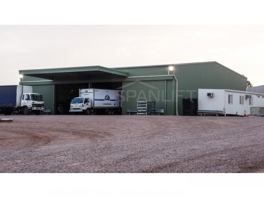 Warehouse Distribution Buildings 22 Spanlift U6j8fP - Industrial Sheds