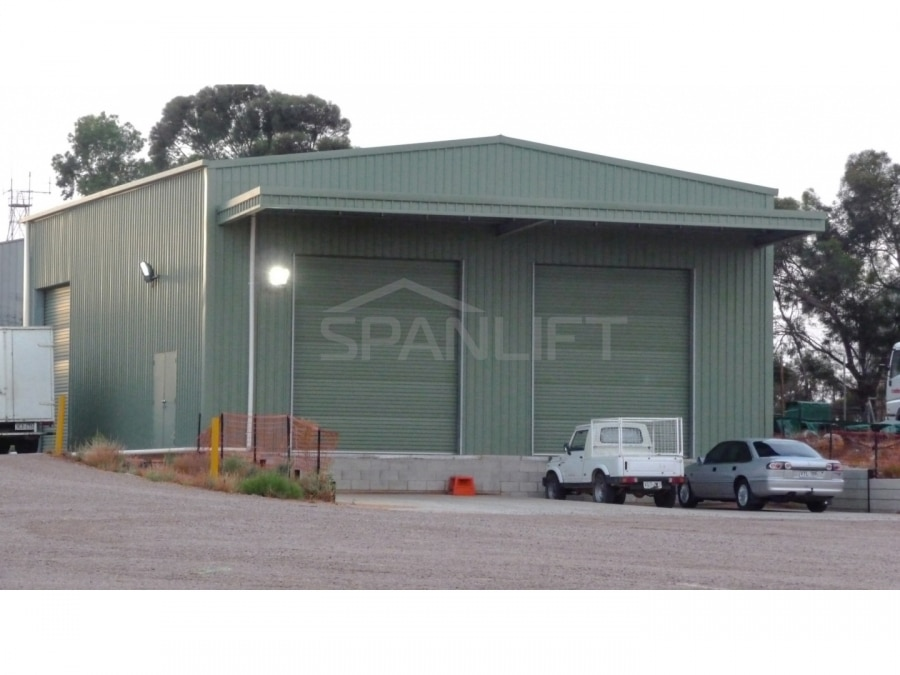 Warehouse Distribution Buildings 23 Spanlift s5I42A - Industrial Sheds