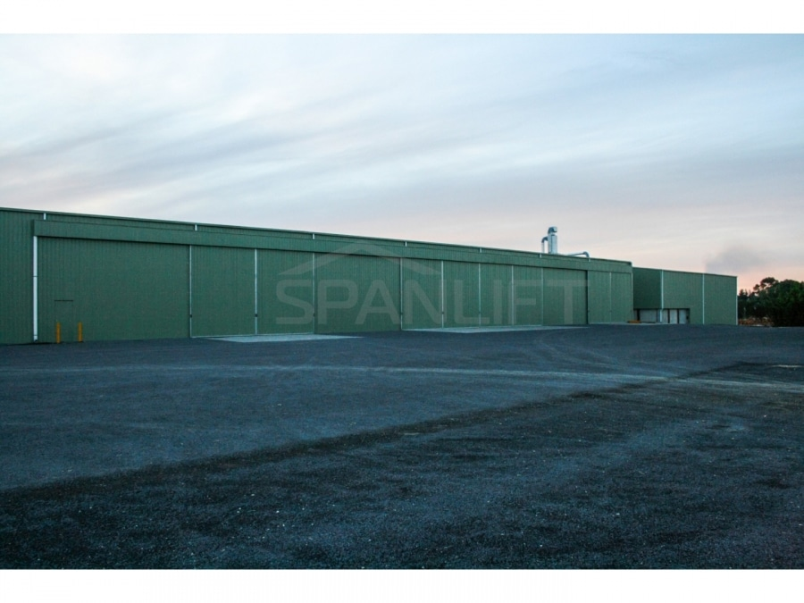 Warehouse Distribution Buildings 26 Spanlift 861p7C - Industrial Sheds