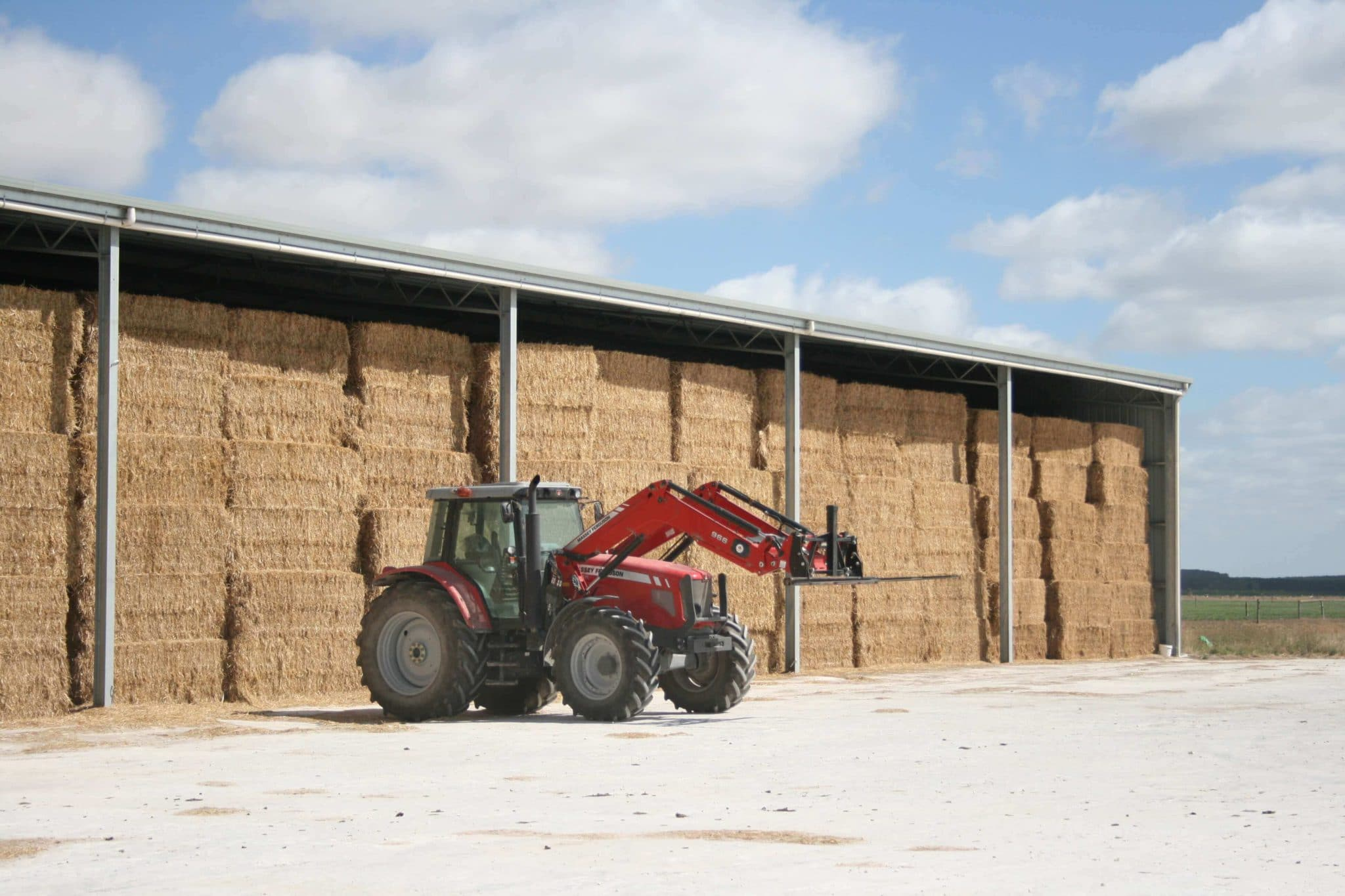 Hay Shed 25 - Farm Sheds