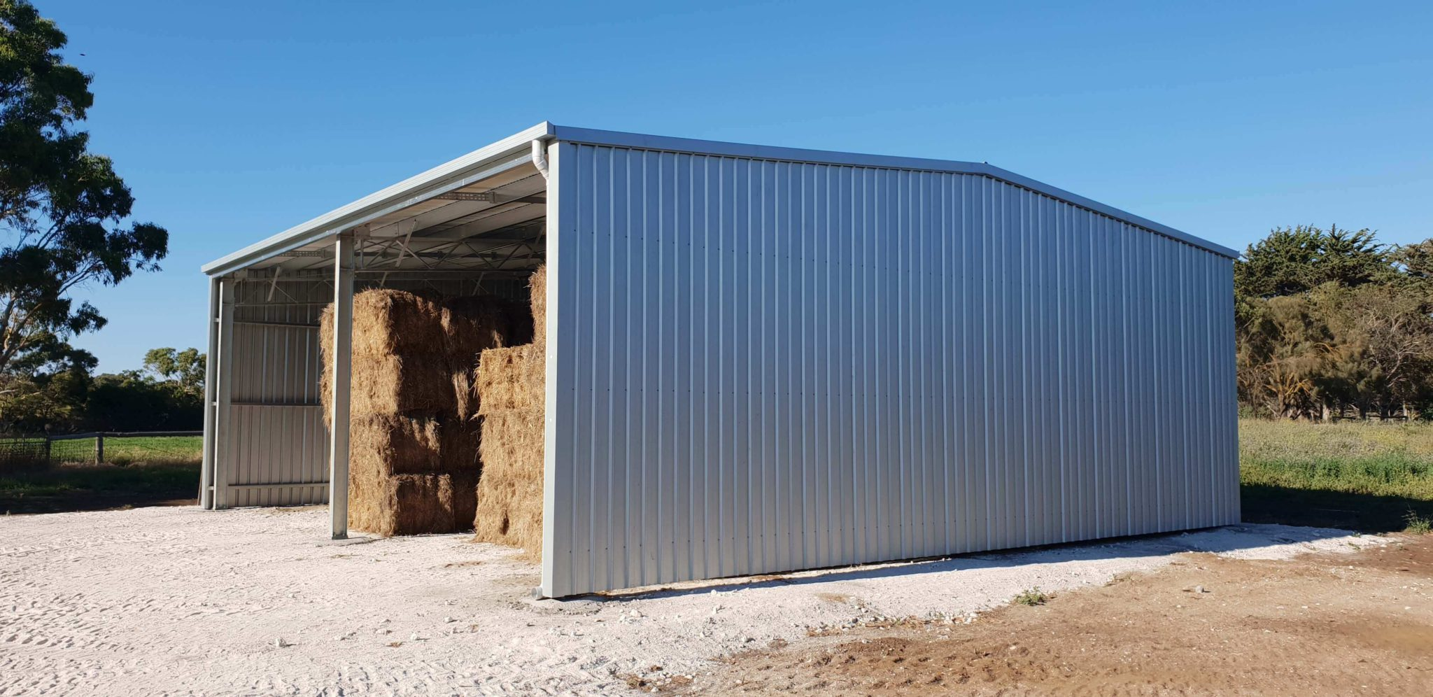 Hay Shed 4 - Farm Sheds
