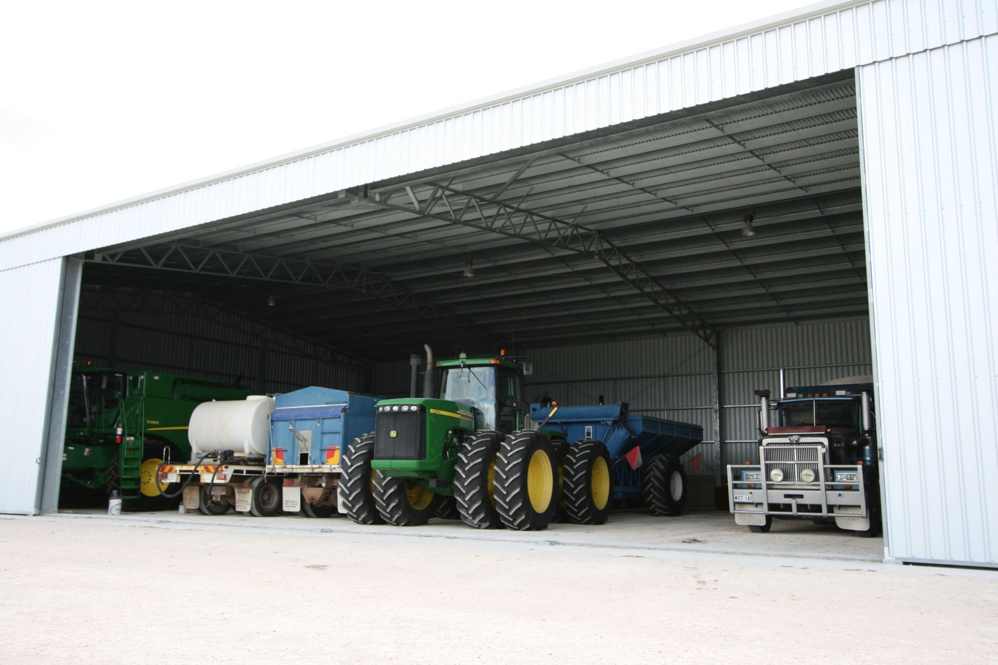 Machinery Shed 14 - Gallery