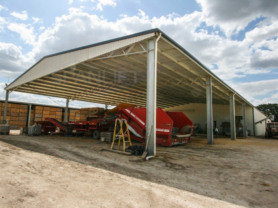 Packing Shed 8 Spanlift 9H0giN - Resources
