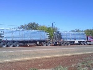 Structrual Steel heading north to Darwin - Blog