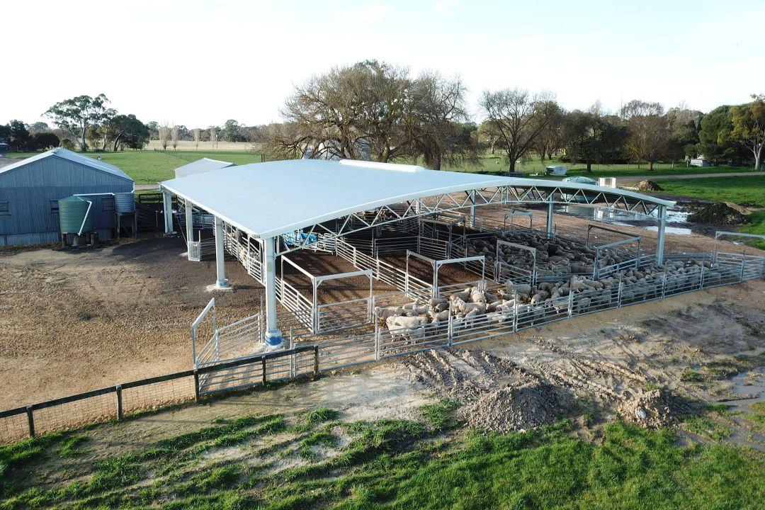 Farm Sheds 1 - Farm Sheds
