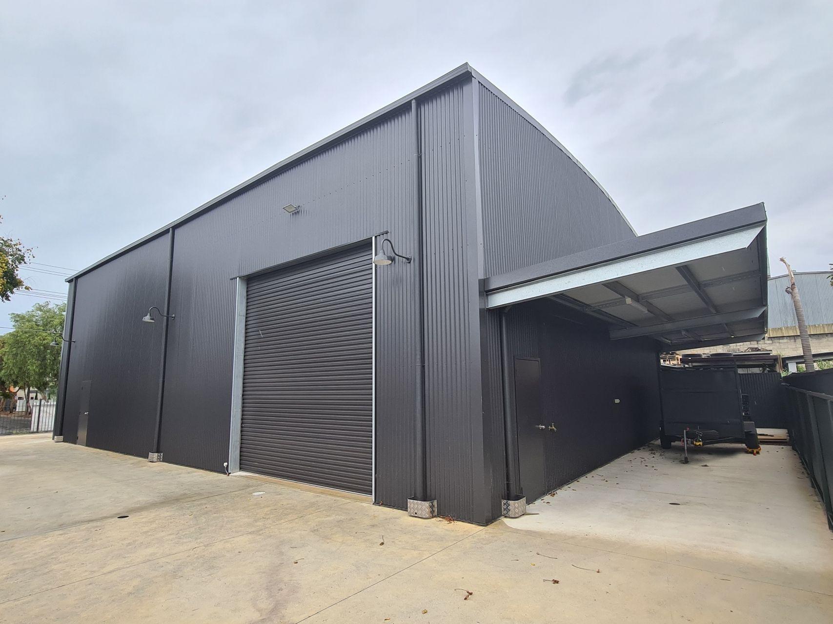 spanlift workshop office - Commercial Buildings